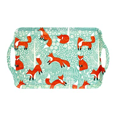 Ulster Weavers Foraging Fox Large Melamine Tray