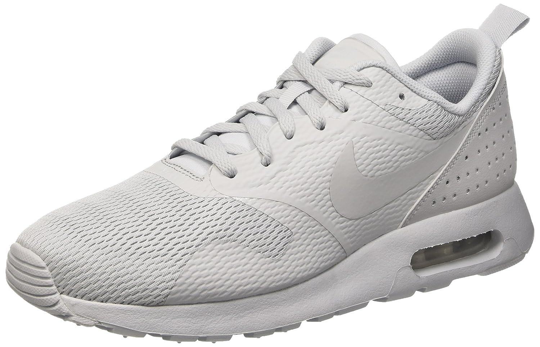Nike Air MAX Tavas Zapatillas de Running, Hombre 45 EU|Blanco (Pr Platinum/Ntrl Gry-pr Pltnm)