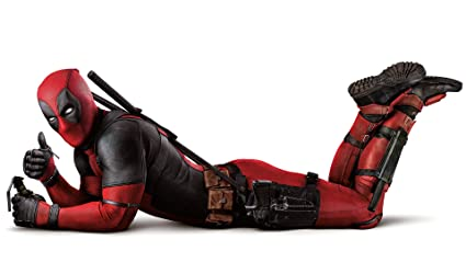 Posterhouzz Movie Deadpool HD Wallpaper Background Fine Art Paper Print Poster MOV4044