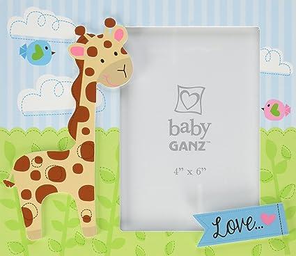 Amazon.com: Ganz Jamie Giraffe Frame, 8\