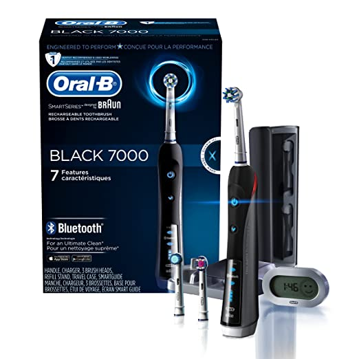 Oral-B 7000 SmartSeries Rechargeable Power Electric Toothbrush