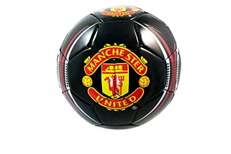 Buy Manchester United Official Size Soccer Ball Home 5 Online At Low Prices In India Amazon In