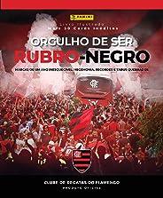 Álbum De Figurinhas Orgulho De Ser Rubro Negro (capa Dura)
