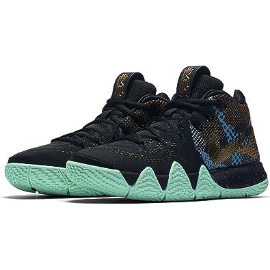 promo code ba2ba 0b165 Amazon.com | Nike Kyrie 4 Mamba (gs) Big Kids Av3597-001 ...