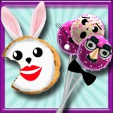Cake Pops and Cookie Maker - Cooking Game