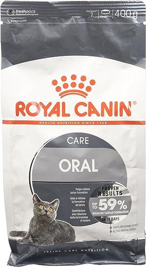 Royal Canin Oral Care para Gatos - 400 g: Amazon.es: Productos ...