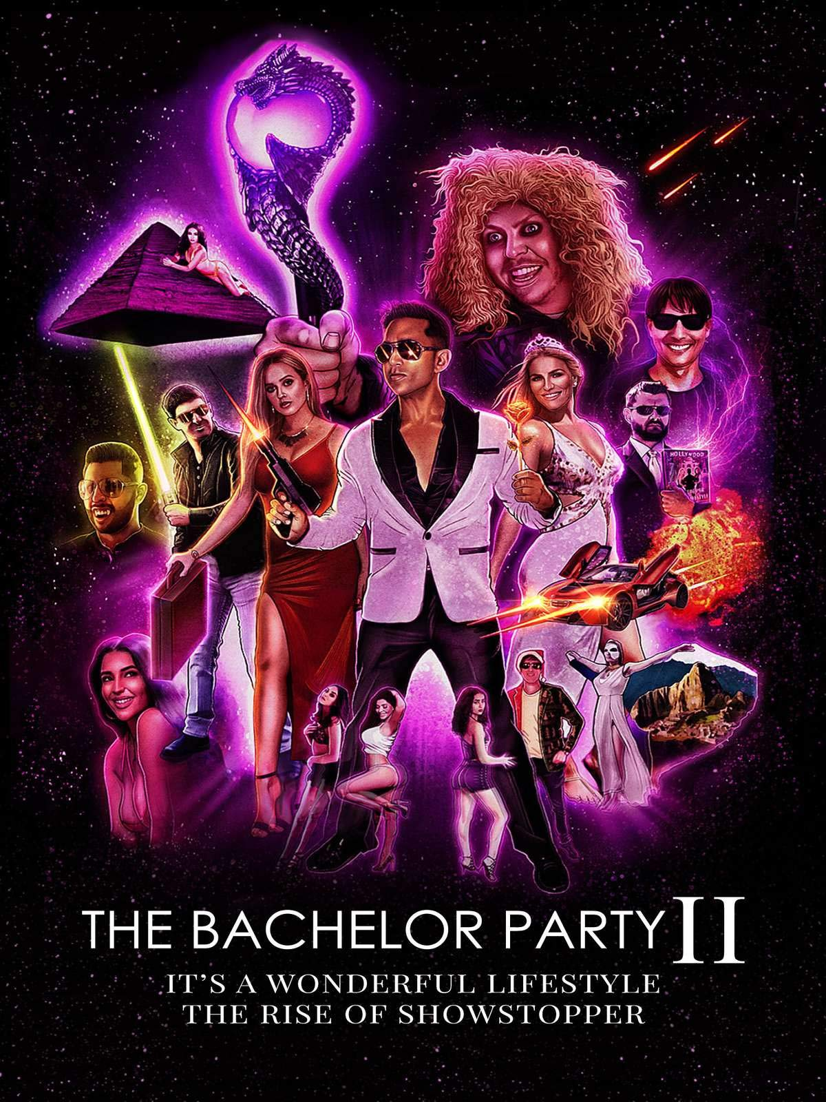 The Bachelor Party 2: It's a Wonderful Lifestyle - The Rise of Showstopper