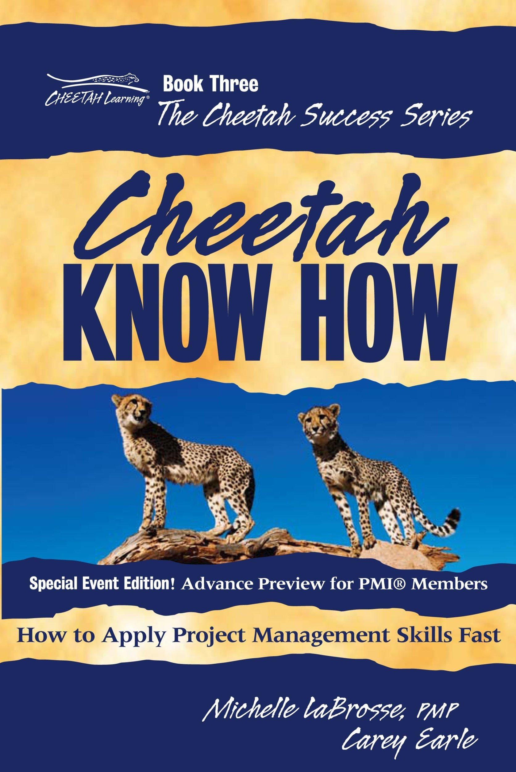 Cheetah Know How (The Cheetah Success) ebook