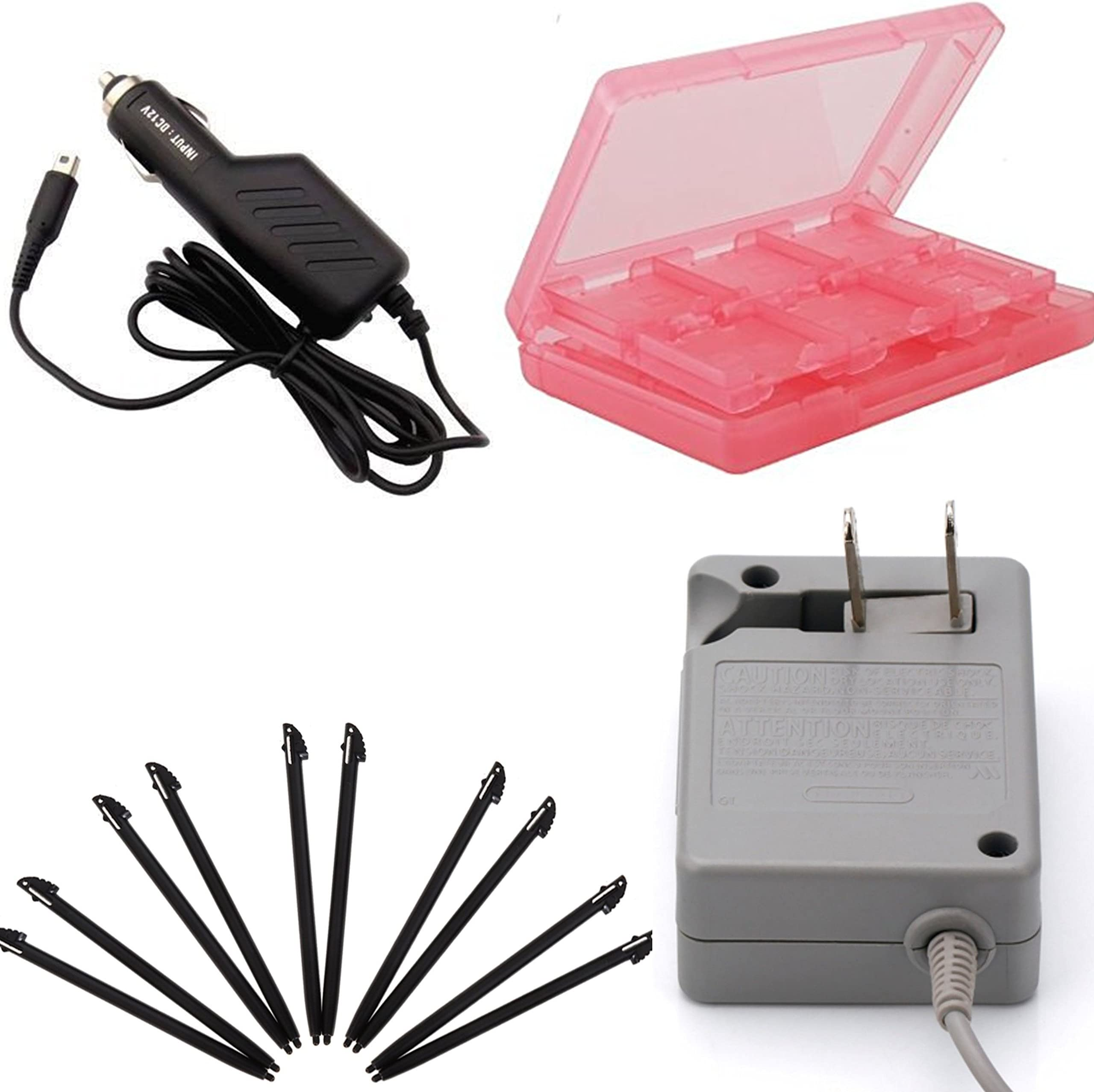 Amazon.com: ZMZ AC Power Adapter Charger for Nintendo Dsi ...