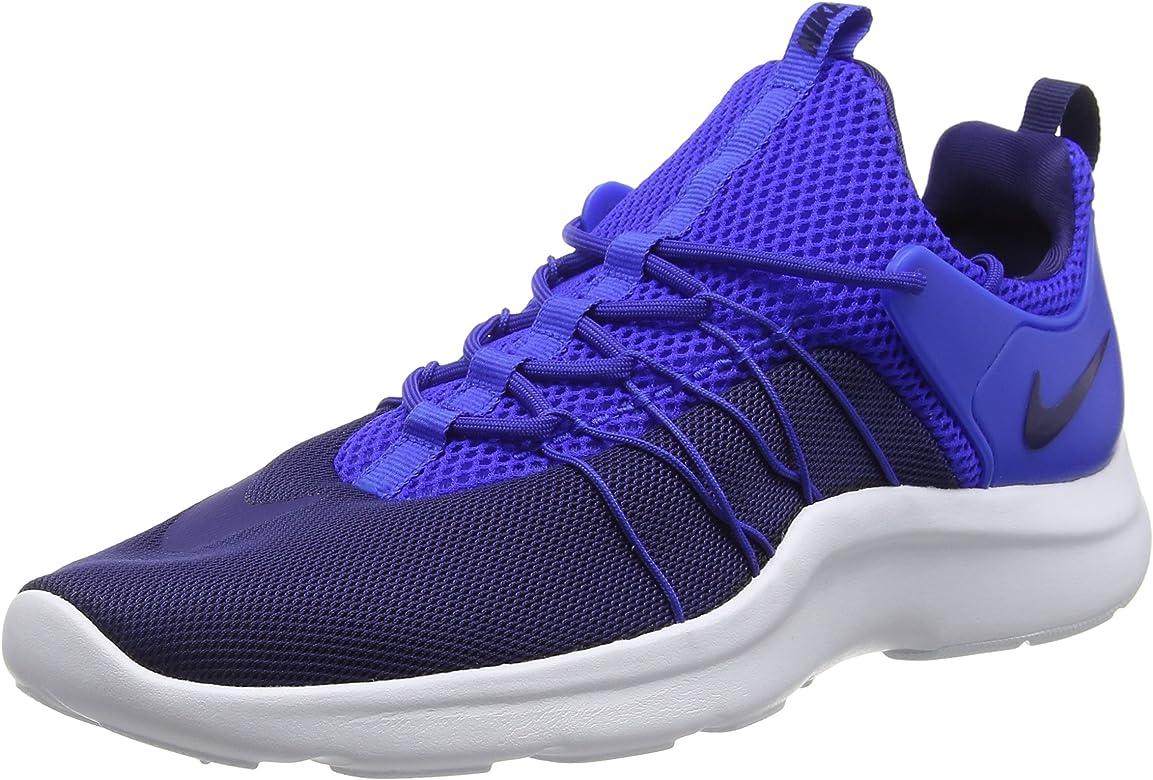 Nike Darwin Zapatillas de running, Hombre, Azul (Loyal Blue / Loyal Blue-Racer Blue), 40 1/2: Amazon.es: Zapatos y complementos