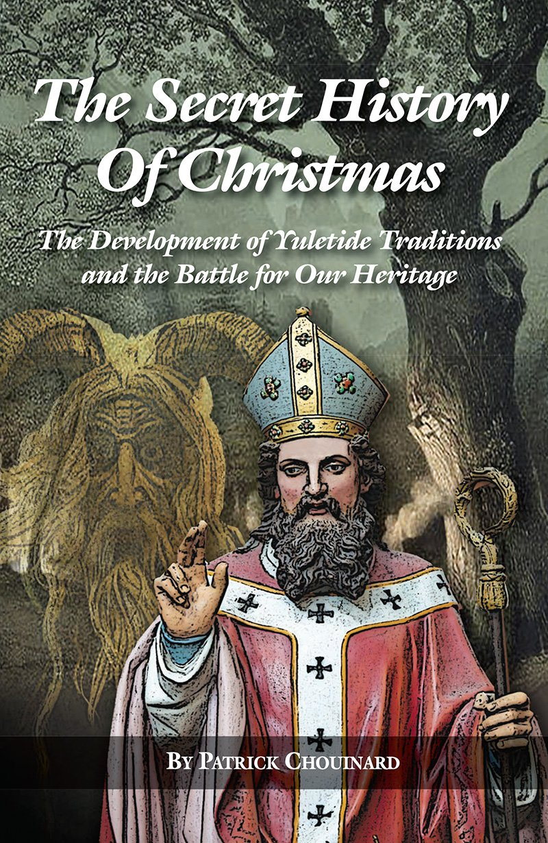 When Was Christmas First Celebrated.The Secret History Of Christmas The Development Of Yuletide