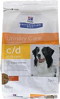 Hill`s Hill`s Alimento Dietético para Perros C/D - 2 Paquete