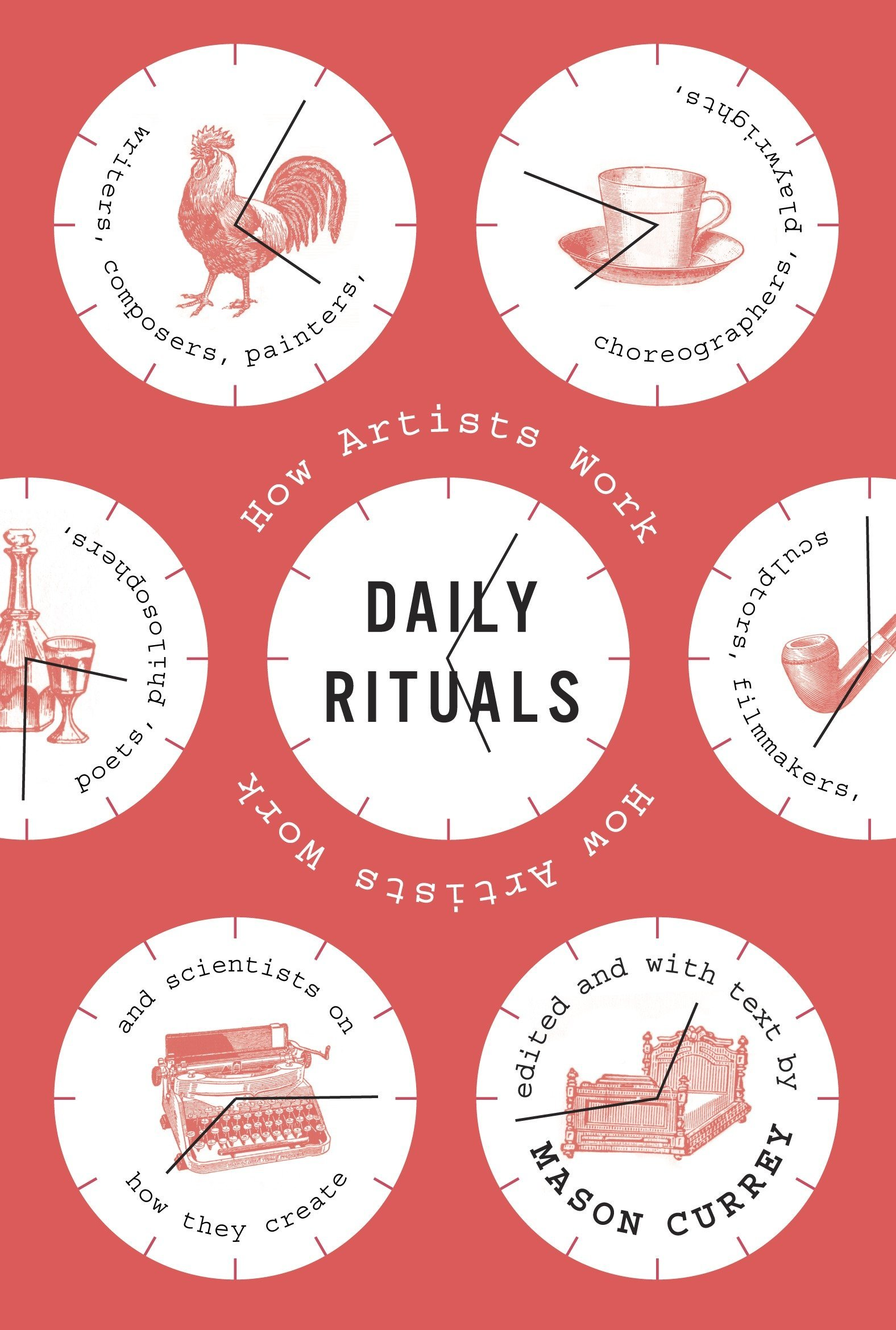 Daily Rituals How Artists Work Pdf