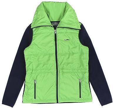 laadukas suunnittelu varastossa lisää valokuvia Lauren Active Women's Funnelneck Fleece Jacket (X-Small ...