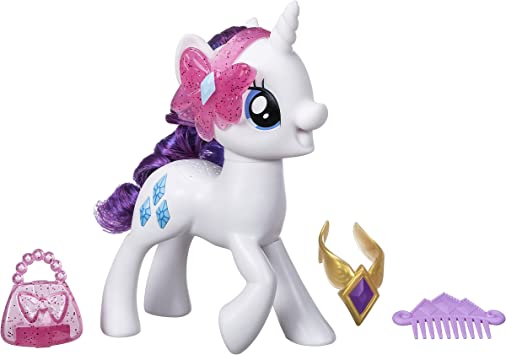 Rarity My Little Pony Contador de Historias Hasbro E2584100