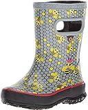 Bogs Kids' Skipper Waterproof Rubber Boys and Girls Rain Boot