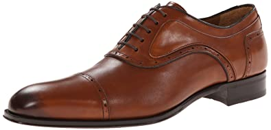 Mezlan Men's March Oxford, Tan, ...