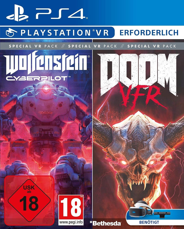 Bethesda Special VR Pack (Wolfenstein: Cyberpilot / DOOM VFR ...