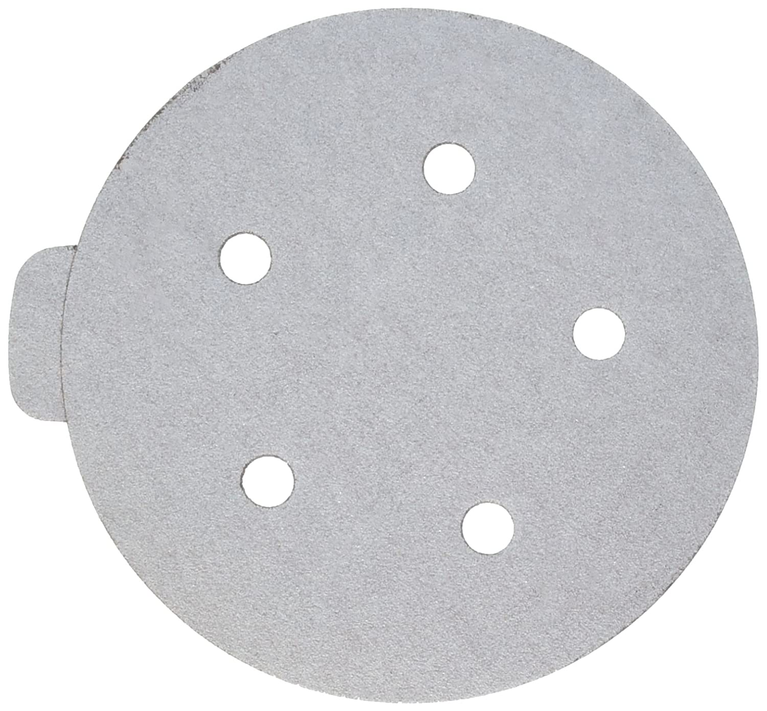 Sungold Abrasives 47409 5 Hole 150 Grit Psa Individually Lined Sticky Back Stearated Aluminum Oxide Discs 5 5