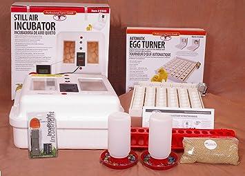 Manufacturing 1602N Hova-Bator Incubator Inubator Warehouse 813927021238 G.Q.F