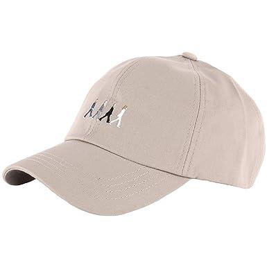 5c42145e09370 RaOn B137 Beatles Abbey Road Hommage Character Music Ball Cap Baseball Hat  Truckers (Beige)