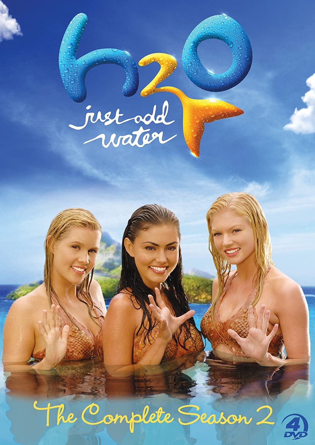H2o: Just Add Water - The Complete Season 2 Reino Unido DVD: Amazon.es: Cine y Series TV