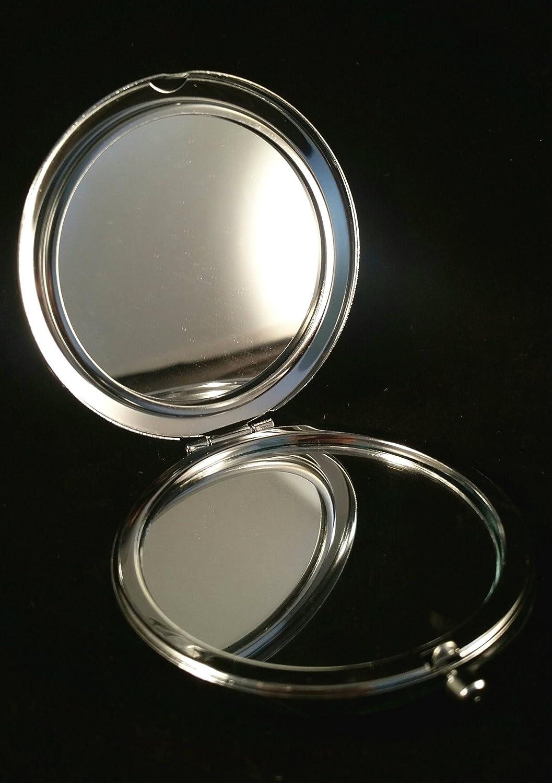 Amazon.com: Bautizo Recuerdos. My Baptism Holy Spirit Silver Plate Mirror memories Party Favor Set (12): Toys & Games