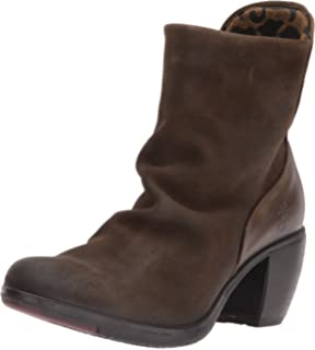 Fly London Came718fly, Bottes Femme, Vert (Petrol), 42 EU