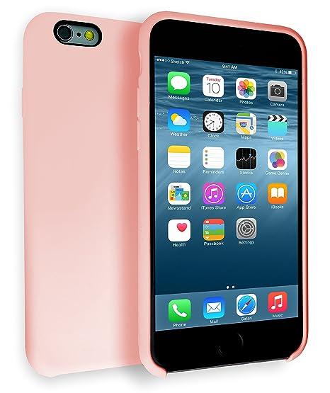 coque apple rose iphone 6
