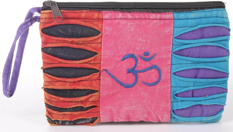 Hippie estuche | hecho a mano en Nepal | paz y amor | Pen Case, color Nepal: Amazon.es: Oficina y papelería