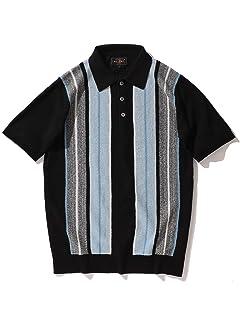 Stirpe Knit Polo 11-02-0402-048: Black