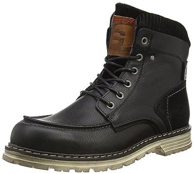 f4a97f98e9ecdb oliver Schuhe Stiefel Kurzschaft 15218 Herren S 7wxqaOw