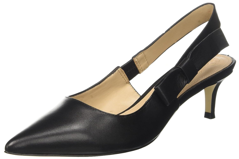 GUESS Footwear Dress Sling Back, Zapatos de Tacón con Punta Cerrada para Mujer