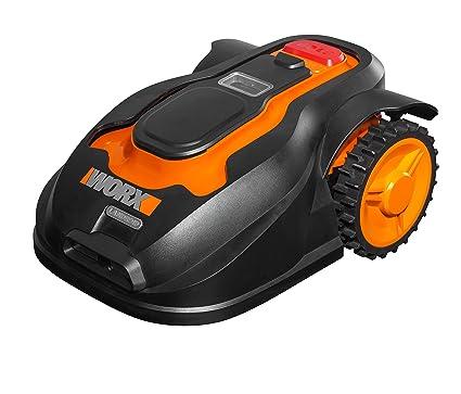 Worx WG757E - Robot Cortacésped M 800 WIFI: Amazon.es: Bricolaje y ...
