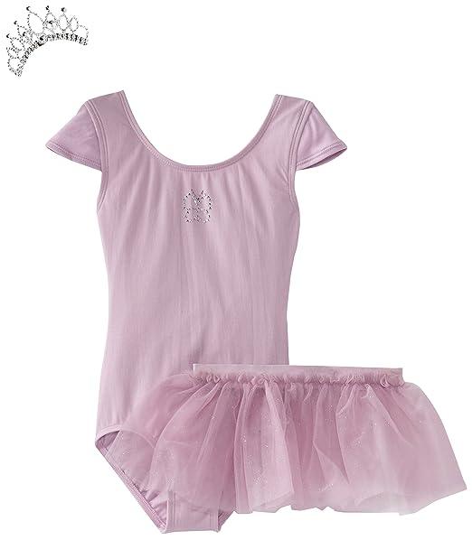 dca7f052a Amazon.com  Danskin Little Girls  Ballerina In A Box Prima Leotard ...