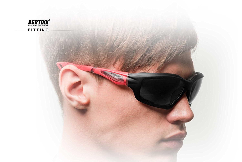 4c2d1d5b008d1 Gafas Deportivas Polarizadas Hidrofóbicas - Envolventes a Prueba de Viento  - para Ciclismo Carrera Deporte Acuaticos
