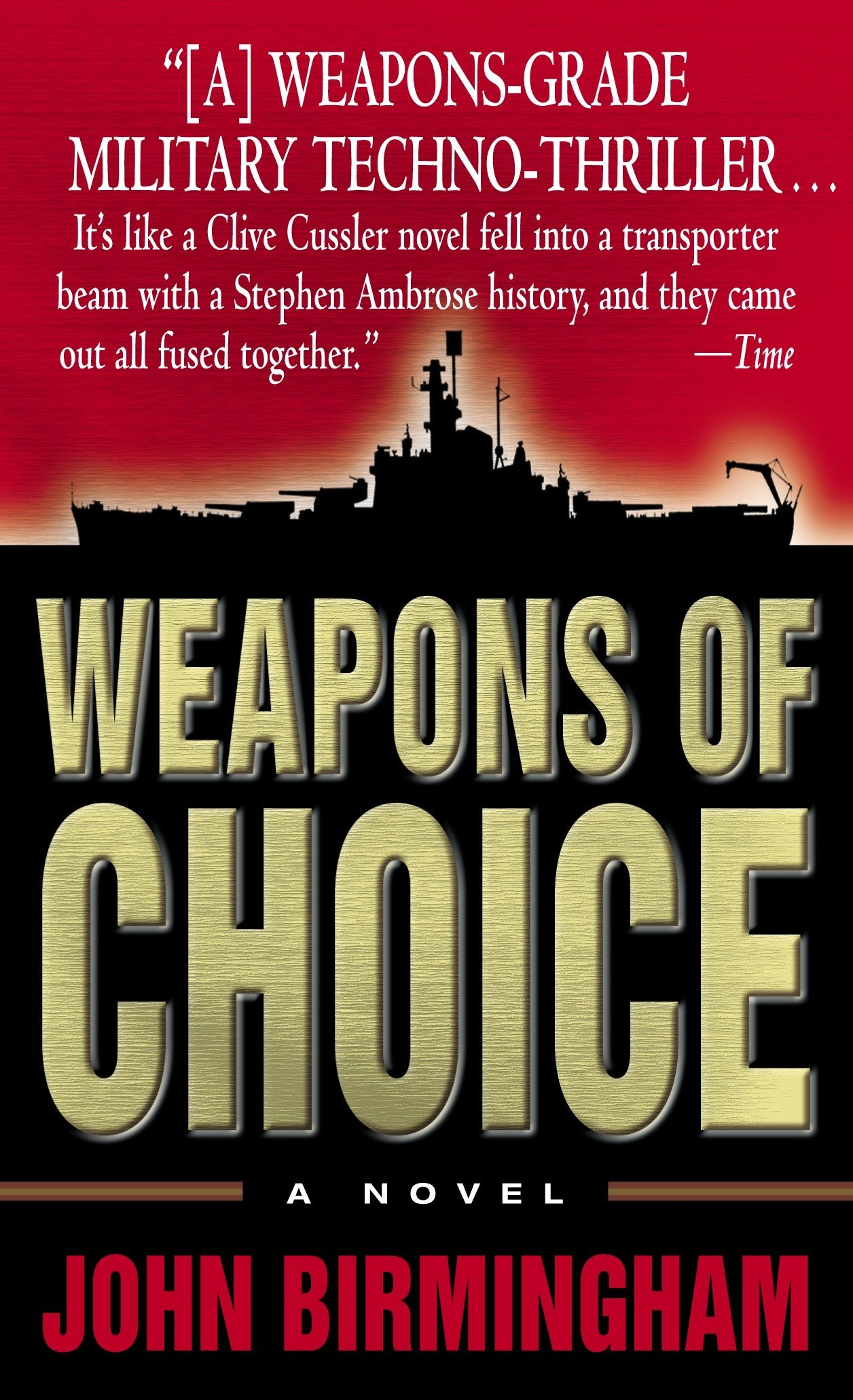 Download Weapons of Choice (The Axis of Time Trilogy, Book 1) ebook
