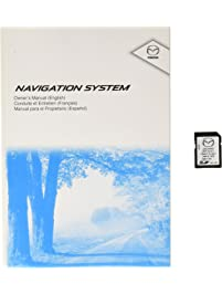 Genuine Mazda 0000-8F-Z09 Navigation