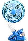 日本育児 おでかけ扇風機 ストローラーファン ブルー 幅13×奥行き12×高さ30cm 5184137001 12ヶ月以降対象 お出かけに便利なポータブル扇風機
