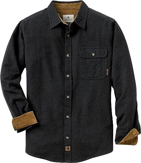 Legendary Whitetails Men's Buck Camp Flannel Shirt