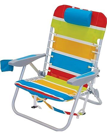 95e10ab8c577 Rio Beach Lace-Up Suspension Folding Backpack Beach Chair