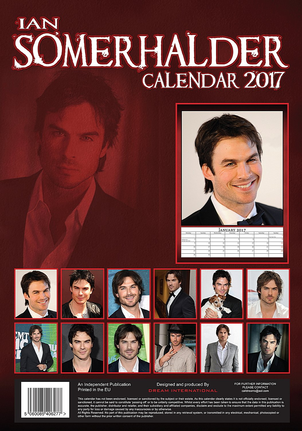 Ian somerhalder calendar calendars 2016 2017 wall calendars ian somerhalder calendar calendars 2016 2017 wall calendars movie wall calendar sexy men calendar poster calendar celebrity calendars by dream m4hsunfo
