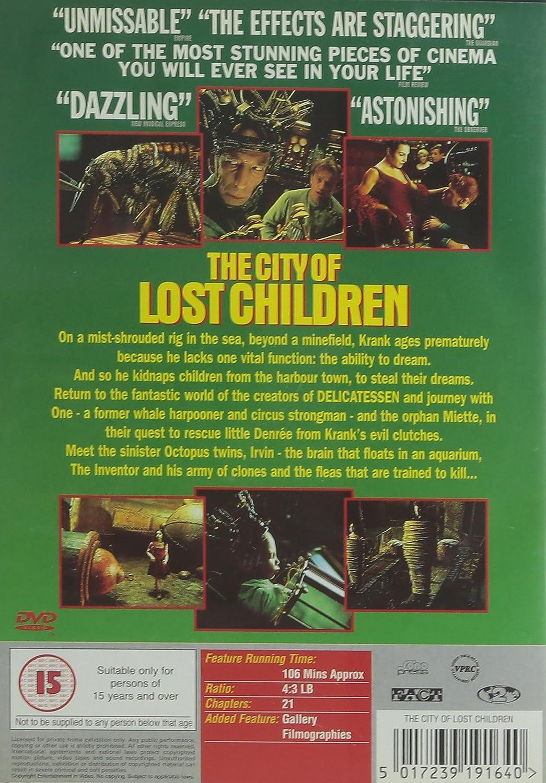 City of Lost Children [Reino Unido] [DVD]: Amazon.es: Ron ...