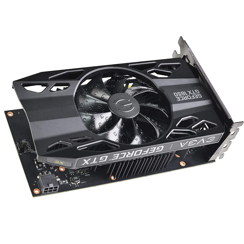 EVGA GeForce GTX 1650 XC Black Gaming 4GB GDDR5 04G-P4-1151-KR