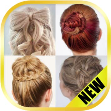 Amazon.com: Cute Girls Hairstyles Steps: Appstore for Android