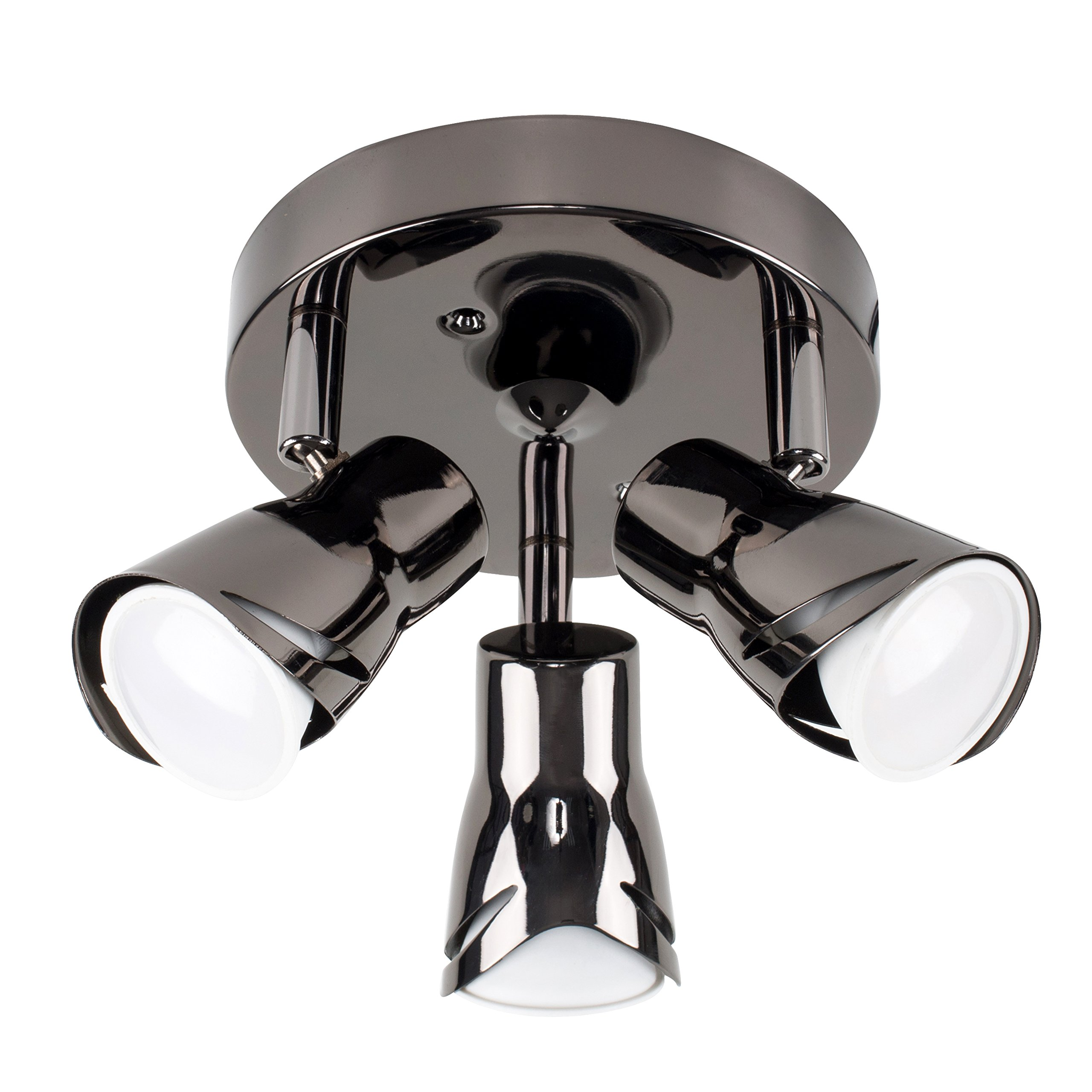 Kitchen Spotlights Amazoncouk - Black kitchen spotlights