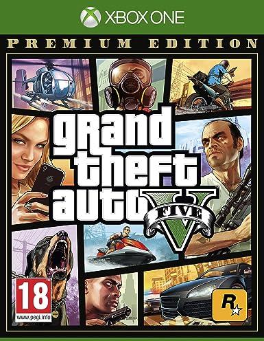 Grand Theft Auto V Premium Edition - Xbox One[AT-Pegi] + 1.250.000 GTA$ für Grand Theft Auto Online [Importación alemana]: Amazon.es: Videojuegos