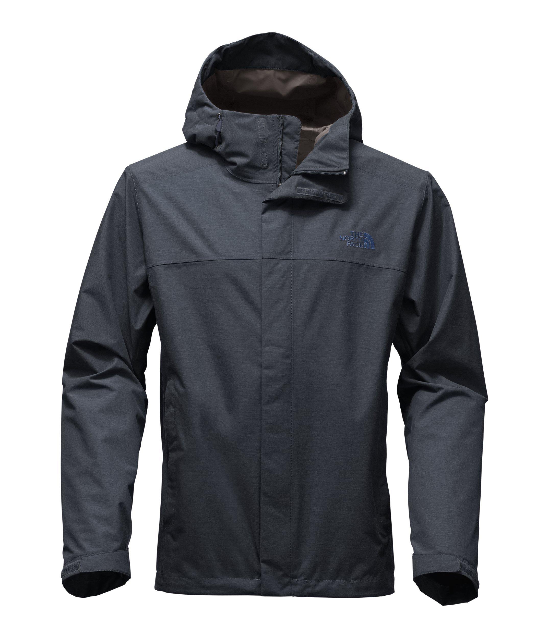 The North Face Men's Venture 2 Jacket - Urban Navy Heather - M