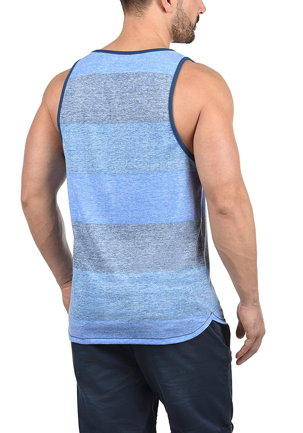 !Solid Charan Camiseta sin Mangas Hombre