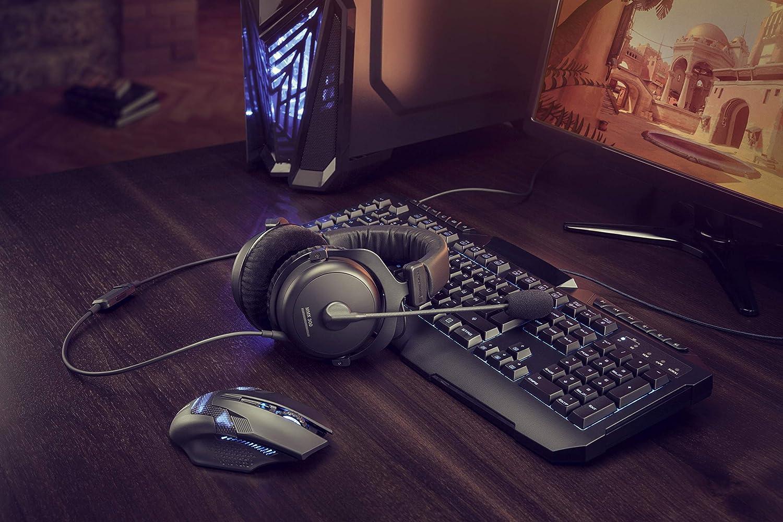 Le top des meilleurs casques audio de gaming en 2021 - Beyerdynamic MMX 300